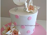 Baby shower and Christening cakes