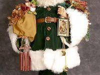 Coleccion de Santas de todas partes del mundo...