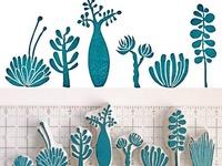 Bastelideen und -anleitungen mit Papier, Pappe und anderen Materialien. Vorlagen, Muster und Tutorials. D.I.Y. Stempel, süße Basteldeko, clevere Falttechniken,...