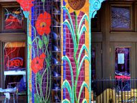 Mosaics & Stained glass / Mosaics and Stained Glass