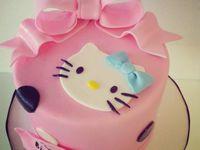 *** Hello kitty cakes ***