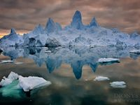 glaciers, icebergs, and other frozen things