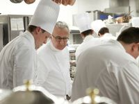 ... and others on Pinterest | The dorchester, Restaurant and Vanilla