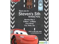 Custom Disney Cars Gifts / Disney's Cars gifts, customized, personalized, cars, gifts, birthdays, presents, banner, cards, postage stamps, invitations, thanks you, lightning mcqueen,cruz ramirez,mater,jackson storm, sally,guido, mack, apparel, movie, memorabilia