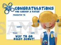 Girl Scouts(Daisy)