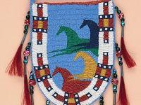 Beads - native, ethnic