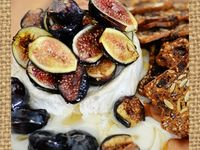 Grain Free Bosc Pear, Fresh Figs And Goat Cheese Pizza Recipe ...