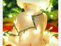 Baby Christmas Pic Ideas