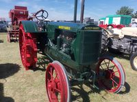 LOVELY OLD TRACTORS