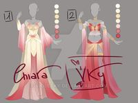 500 clothes dresses ideas fantasy clothing anime outfits anime
