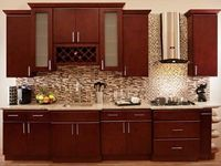 While we focus on garages, we also are into kitchen cabinets as well.  Here are some great products from one of our partner companies.