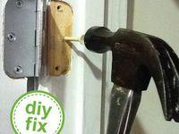 DIY and repairs