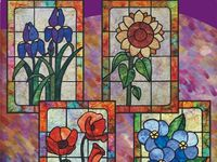 QUILTS: Flowers