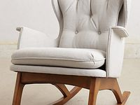Rocking Chairs~Benches~Stools~Ottomens on Pinterest  Rocking Chairs ...