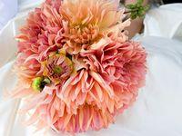 Bridel flowers & hair