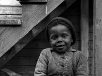 These are photographs of black people that aren't part of my personal collection but that I appreciate very much.