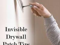 Drywall Repair Tips / Home repair tips