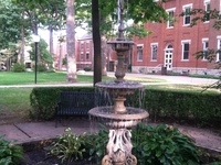 Manchester College... I'm going to miss you!