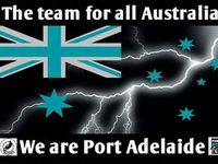 Port power ..... Port Adelaide / Aussie rules football