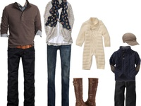 Fall Fashion for Family Shoots
