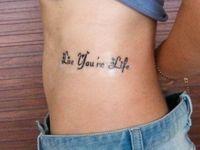 Misspelled Tattoos.