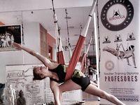 Flying Yogic