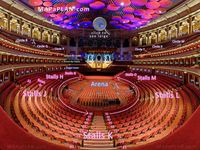 9 best images about royal albert hall seating plan on for Door 9 royal albert hall