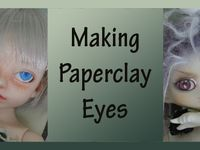 polymer dolls and clay craft projects