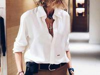 Лучших изображений доски «<b>Блузки</b>»: 674   Woman fashion ...