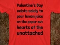 My (Anti-) Valentine <\3