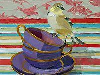 Arte  /  Pájaros .