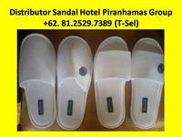 Grosir Sandal Hotel Murah Jakarta Piranhamas Group +62- 81.2529.7389 (T-sel) / Sandal Hotel Murah di Jakarta,Jual Sandal Hotel Murah Jakarta  Kami adalah Supplier amenities hotel di Indonesia yang mendistribusikan dan mensupplai semua keperluan Amenities hotel PESAN SEKARANG JUGA, Hubungi Customer Service Representatif kami : (Call / SMS / WhatsApp) :  +62-81.2529.7389 (Simpati) Alamat : JL. Piranha Atas V / 01, Tunjung Sekar, Malang Telp Kantor : 0341 - 547.5454 Email : Silvi_eko@yahoo.co.id Website : www.piranhamasgroup.com Upload By : L.A. Mahendra
