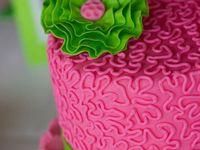 Cake Art  Board