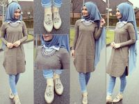 Hidjab and outfit