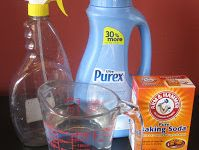 HOMEMADE RECIPES FOR ALL CLEANING NEEDS