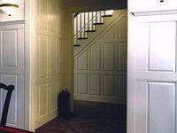 31 best images about interior paneling wainscoting for Examples of wainscoting