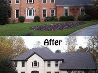 Painted Brick Homes