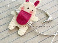 Textil / Hållare mobilladdare