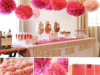 Events, Showers, Party Ideas