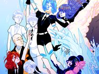 300+ Land Of The Lustrous ideas in 2020 | lustrous, anime ...