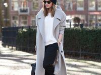 Fashion / Autumn and winter fashion