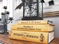 Books, decorations, costumes, library program ideas, FUN for Halloween!
