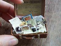 Miniatuur en dolhous