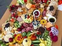 Party platter ideas