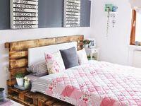 60 besten paletten bett bilder auf pinterest bett aus paletten schlafzimmer ideen und aqua. Black Bedroom Furniture Sets. Home Design Ideas