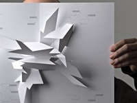 Origami, Things Folded