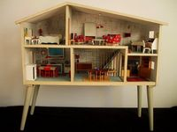 Dolls' houses / Inspiration to finish my doll houses...