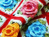 I love making blankets. Cosy comfort.