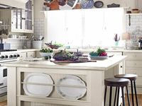 122 best kitchen remake ideas images on pinterest home for Kitchen remake