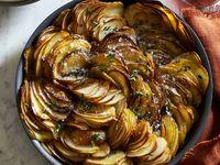 ... The Side on Pinterest | Bacon wrapped asparagus, Asparagus and Gratin